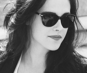kristen stewart, beautiful, and black and white image