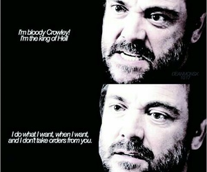 crowley and supernatural image