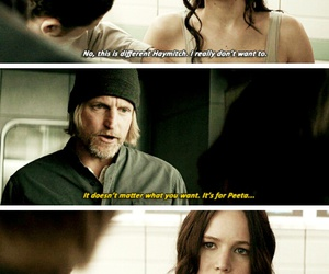 quotes, katniss, and haymitch image