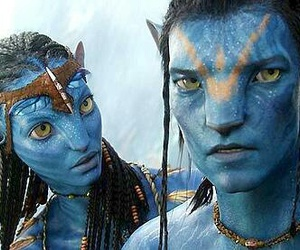 avatar, blue, and film image