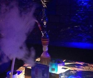 shisha and smoke image