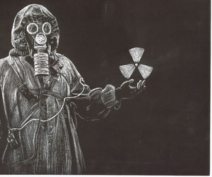 black, drawing, and nuclear image