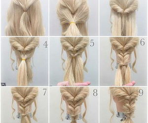 tutorial and hairstyle image