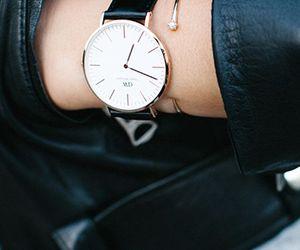 black, bracelet, and MD image
