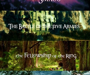 the hobbit and the lord of the rings image