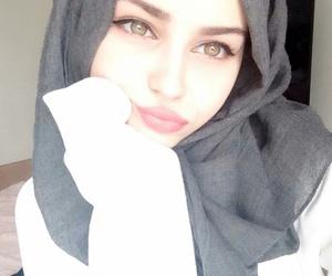 muslima, musulmanka, and hijab image
