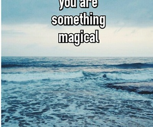 magical, quote, and tumblr image