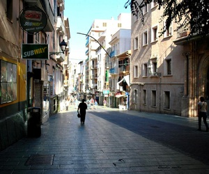 mallorca, old town, and spain image