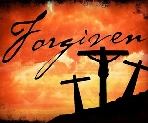 easter, jesus, and forgiven image