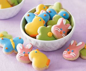 Cookies, easter, and food image