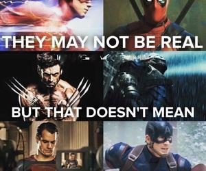 batman, captain america, and deadpool image
