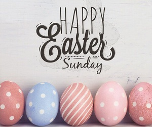 chocolate, easter, and easter eggs image