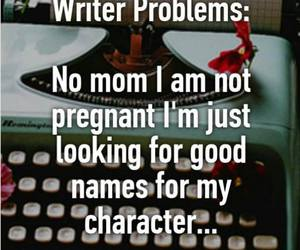 books, writer, and funny image