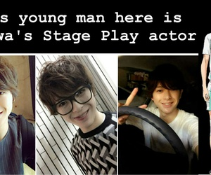 anime, play, and stage image