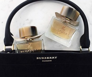 Burberry and fashion image