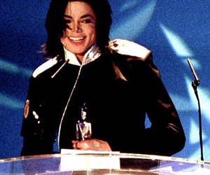 king of pop, michael jackson, and smile image