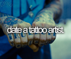 artist, before i die, and tattoo image