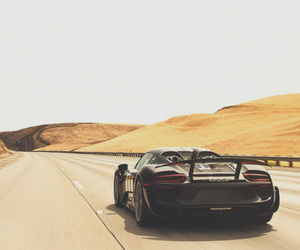black, road, and sport image
