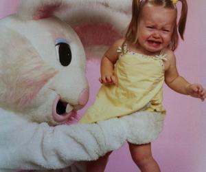 bunny, kids, and pink image