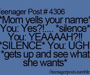 mom, teenager post, and text image