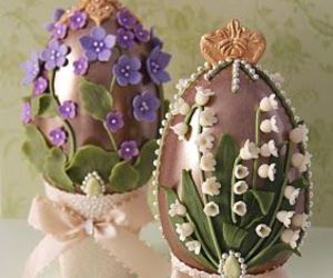 easter, easter eggs, and home decor image