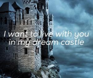 castle, Dream, and i image