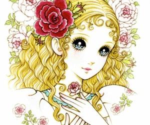 art, manga, and princess image