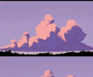 clouds, tutorial, and digital art image