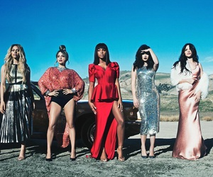 fifth harmony, lauren jauregui, and ally brooke image