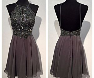 party dress, prom dress, and homecoming dress image