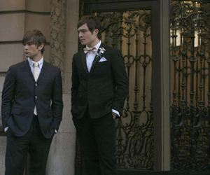 Chace Crawford, ed westwick, and gg image