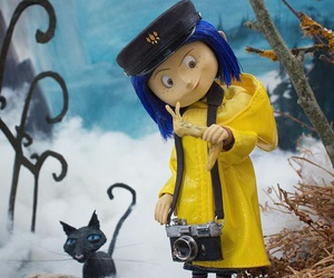 coraline, movie, and cute image