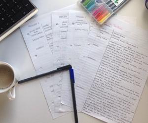 hard work, studying, and student life image