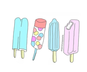 ice cream, png, and png's image