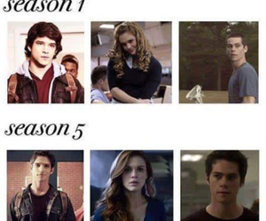 teen wolf, tyler posey, and lydia image