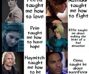prim, effie, and katniss image