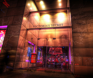 Victoria's Secret, photography, and store image