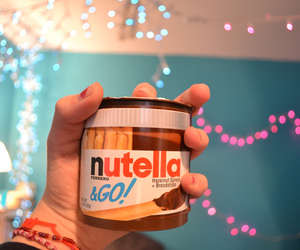nutella and photography image