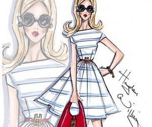 fashion, hayden williams, and illustration image