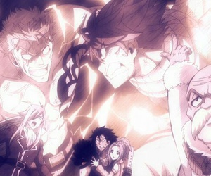 anime, fairy tail, and laxus image