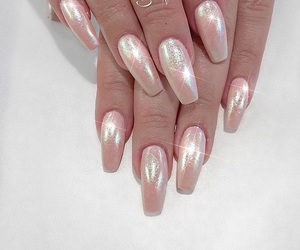nails, beauty, and fashion image