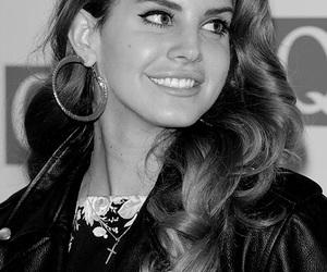 lana del rey, smile, and ldr image