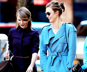 Karlie Kloss and Taylor Swift image
