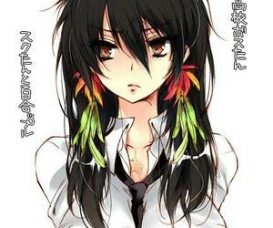 anime, anime girl, and anime cute image