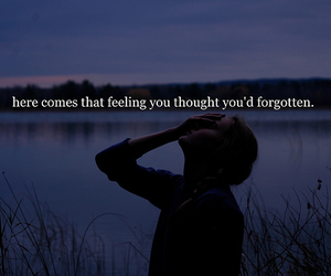 quote, feeling, and text image