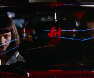 movie, pulp fiction, and vintage image