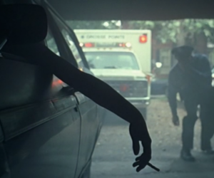 cigarette, car, and the virgin suicides image