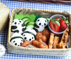 pandas and comida japonesa image