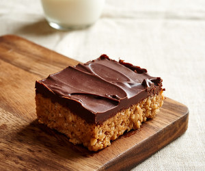 chocolate, food, and peanut butter image