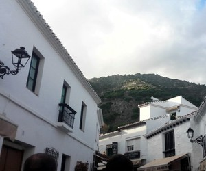 andalucia, casas, and landscape image
